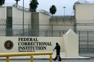 The Federal Correctional Institution, Terminal Island